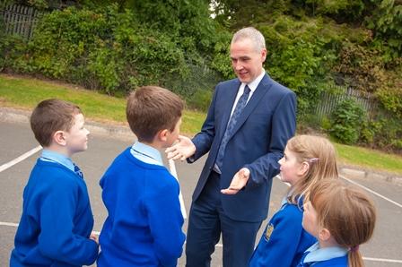 Mr Rodgers- Principal