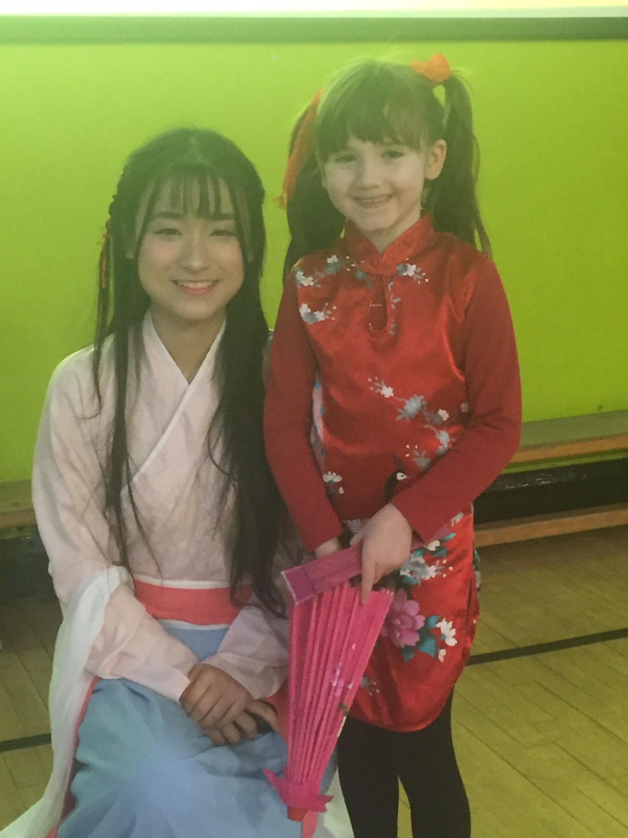 Chinese New Year Celebrations! « St Teresa's Primary School Belfast
